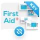 Free Download First Aid Medical Keynote Presentation Template Nulled
