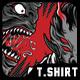 Monster Academy T-Shirt Design