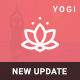 Yogi - Health Beauty & Yoga WordPress Theme
