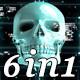 Halloween Cranium (6in1) - VideoHive Item for Sale
