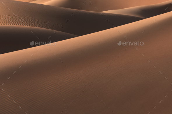 Desert landscape - Stock Photo - Images