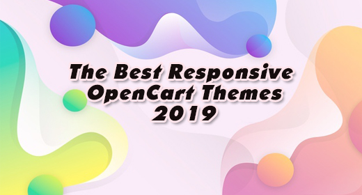 Best Fully Responsive OpenCart Theme 2019