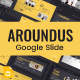 Free Download Aroundus Google Slide Template Nulled