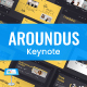 Free Download Aroundus Keynote Template Nulled