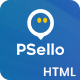 Free Download Psello - Classified listing HTML Template Nulled