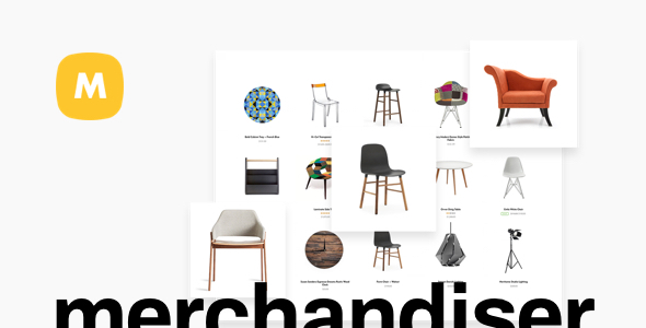 Merchandiser - Modern, Clean Online Store Theme for WooCommerce