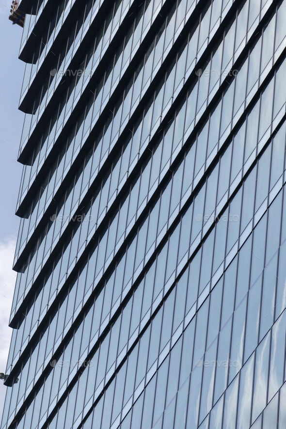 Libeskind tower at Citylife, Milan - Stock Photo - Images
