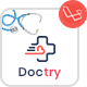 Free Download Doctry - Doctors and Hospitals Listing Theme Nulled