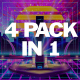 Neon City Pack - VideoHive Item for Sale