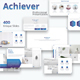 Free Download Achiever - Multipurpose Powerpoint Template Nulled