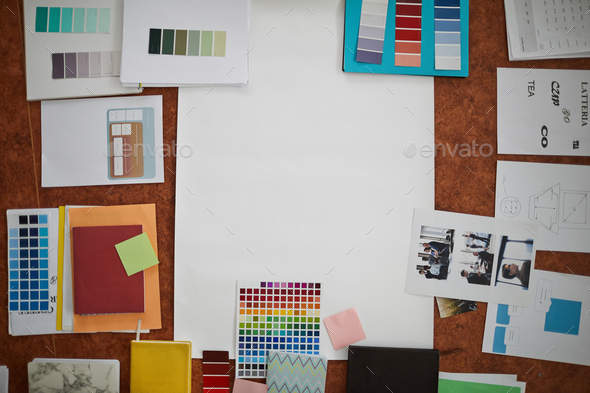 Creative Workplace - Stock Photo - Images