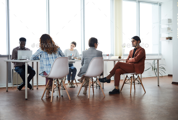 Business Team in Modern Office - Stock Photo - Images