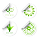 Bio Stickers - GraphicRiver Item for Sale