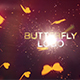 Free Download Butterfly Logo Reveal Nulled