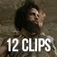 Collection of a Neanderthal Cave People Living in a Stone Age - Pack of 12 Clips - VideoHive Item for Sale