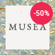 Free Download Musea - Art Gallery and Museum Theme Nulled