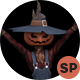 Halloween Scarecrow - Ymca Dancer - VideoHive Item for Sale