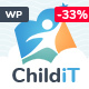 Free Download Childit - Kindergarten Elementor WordPress Theme Nulled