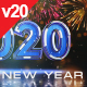 New Year Countdown Project - VideoHive Item for Sale
