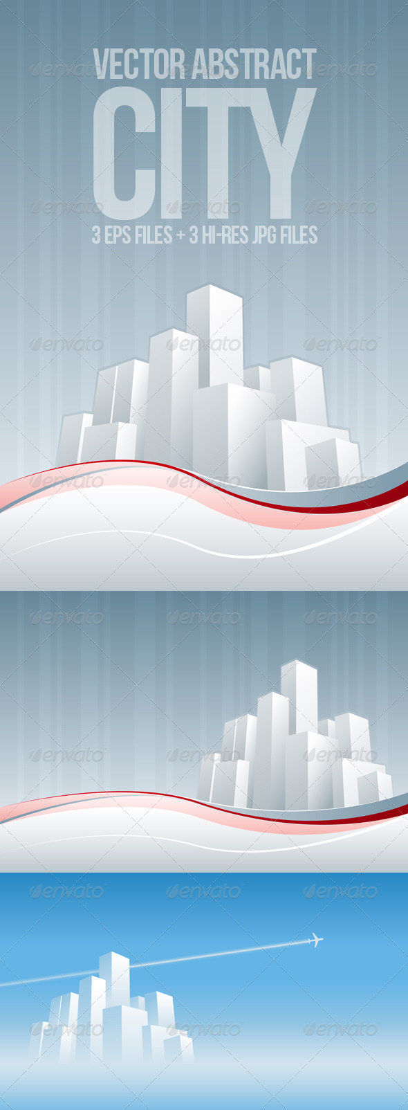 City - Miscellaneous Conceptual