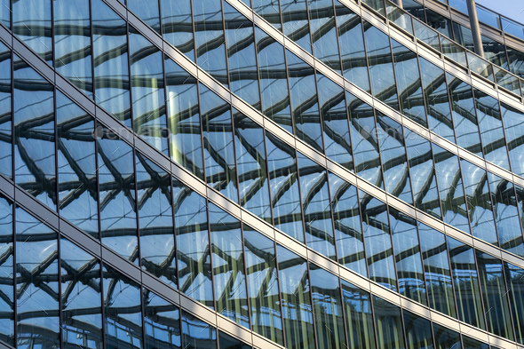 Palazzo Lombardia, modern building in Milan - Stock Photo - Images
