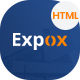 Free Download Expox | Multipurpose HTML5 Template Nulled