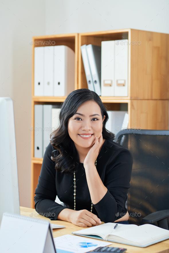 Female entrepreneur - Stock Photo - Images
