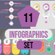 Infographics Set 11 - VideoHive Item for Sale