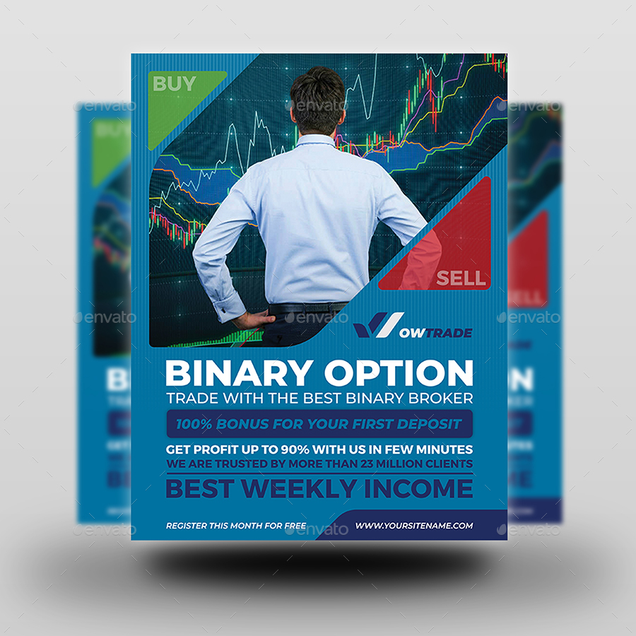Binary option template