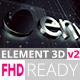 Grid Line Logo E3D - VideoHive Item for Sale