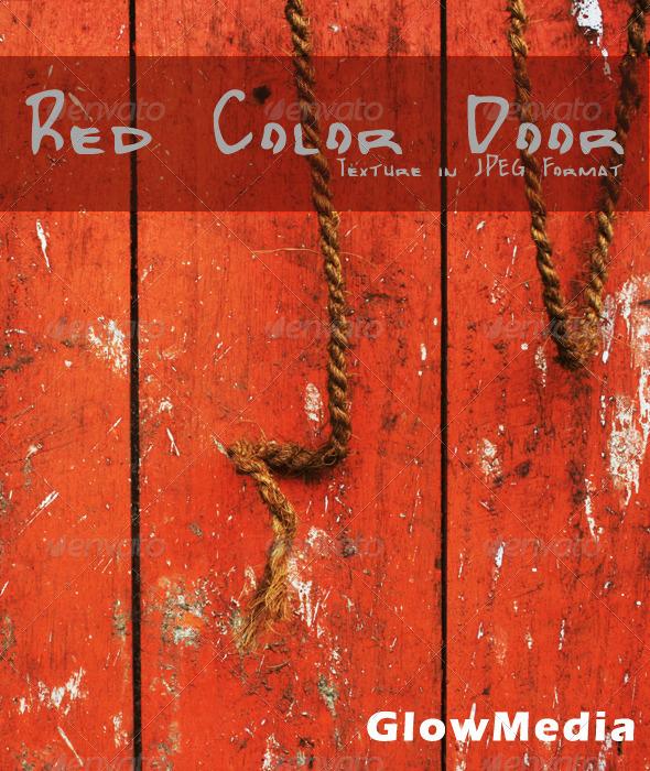 Old Wooden Door - Wood Textures