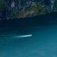 Boat making it's way in the Geiranger fjord - PhotoDune Item for Sale