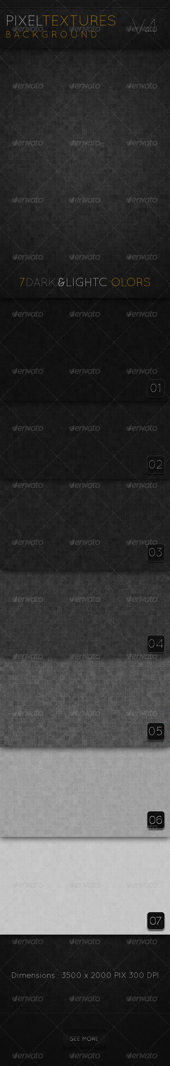 Pixel Textures background V4 - Abstract Backgrounds