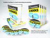 30 book mockup combination.  thumbnail