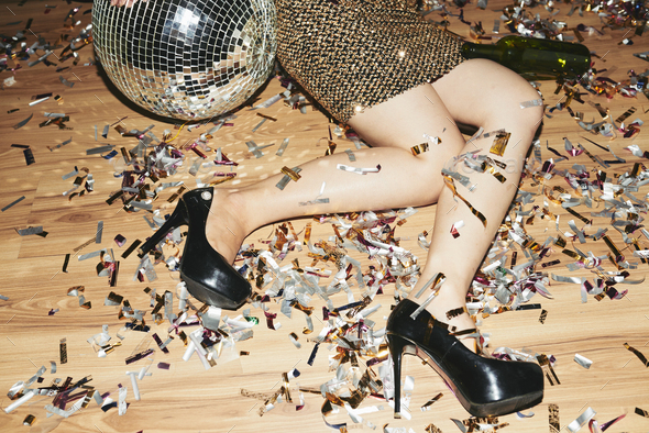 After night party - Stock Photo - Images