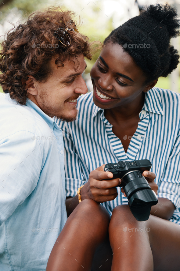 Look at out photos - Stock Photo - Images