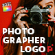 Photographer Logo | For Final Cut & Apple Motion - VideoHive Item for Sale