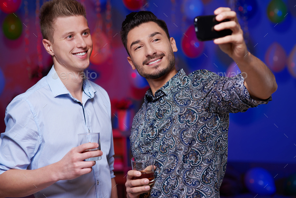 First let me take a selfie - Stock Photo - Images