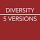 Uplifting Upbeat Diversity