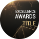 Excellence Awards Titles - VideoHive Item for Sale