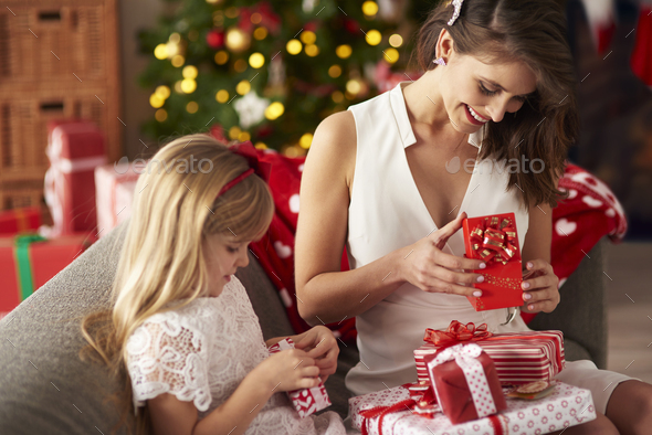 Everyone will find their own presents - Stock Photo - Images