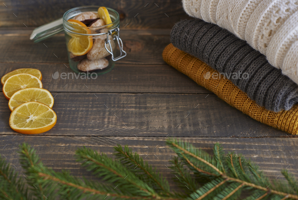 Christmas time is coming closer - Stock Photo - Images