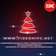 Christmas Glitch Logo - VideoHive Item for Sale