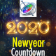 New Year Countdown 2020 - Apple Motion - VideoHive Item for Sale