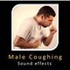 Male Coughing Sounds