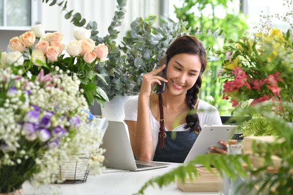 Business woman, Entrepreneur - Stock Photo - Images