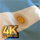 Argentina Flag - 4K - VideoHive Item for Sale