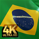 Brazil Flag - 4K - VideoHive Item for Sale