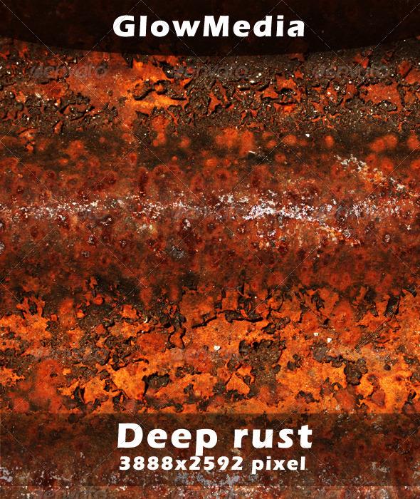 Deepest Rust Metal - Industrial / Grunge Textures