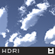 High Resolution Sky HDRi Map 653